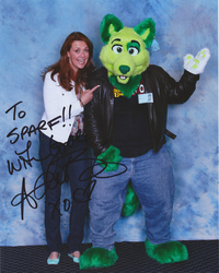 Amanda Tapping from Stargate SG-1