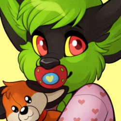 Sonar BabyFur Icon - By SBNeko