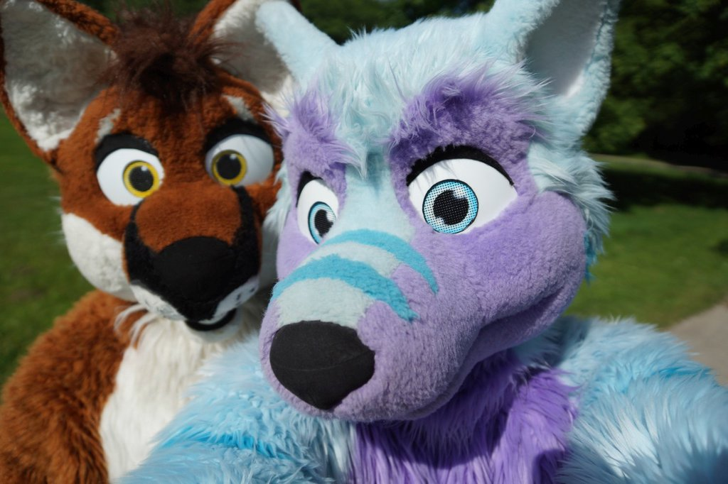 Most recent image: Selfie with Werefox