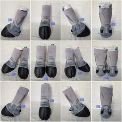 Granny Greymuzzle Feet