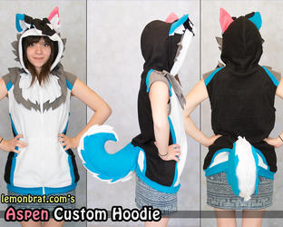 Aspen Custom Hoodie
