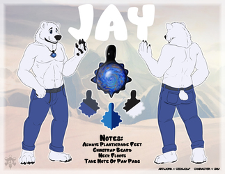 [CM - Jay] Simple Character Sheet