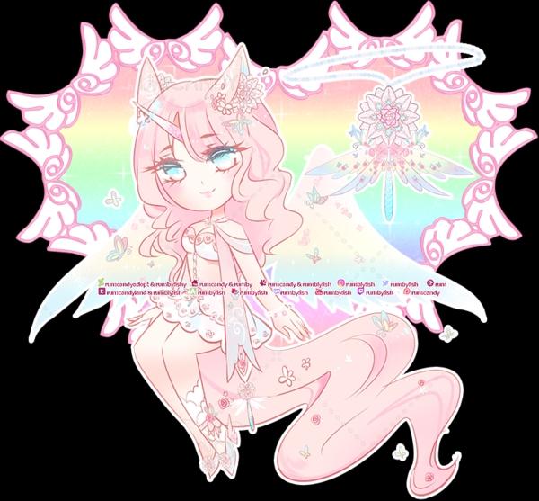 Heirloom Unicorn Destiny - Ailyn