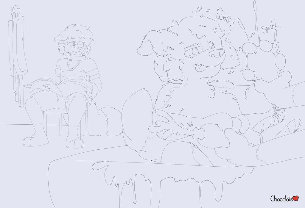 Wolfie's Streams - Grappling Groomer