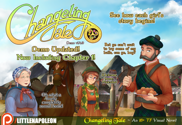Changeling Tale - New Demo Content