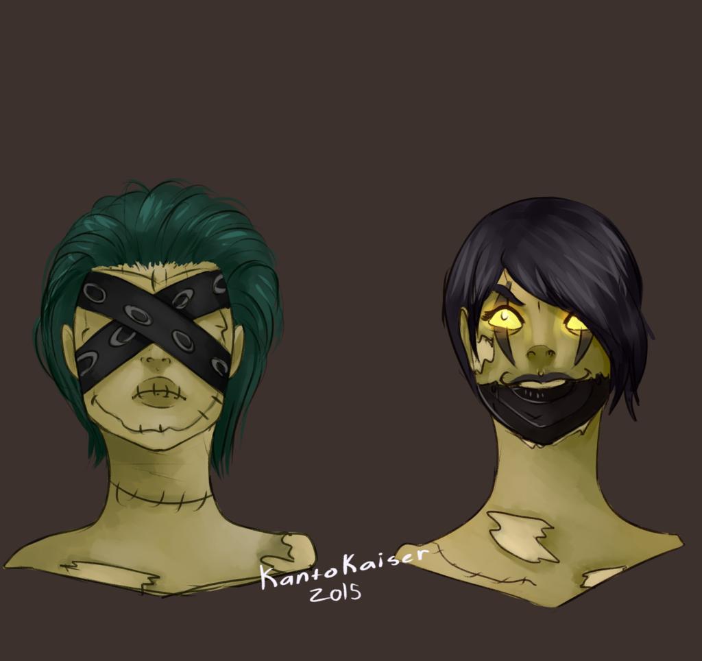 Forsaken Sisters