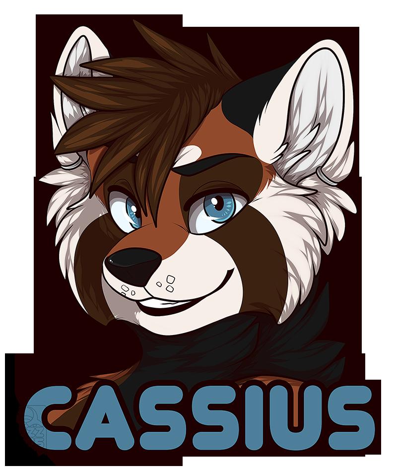 Cassius Badge - Muzz