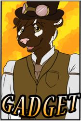 Badge: Gadget