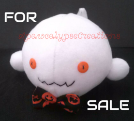 Ghost Plush For Sale!