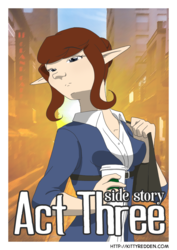 Life As Rendered - Act 3 Side Story