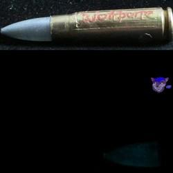 Glowing Bullet: Wolfbane