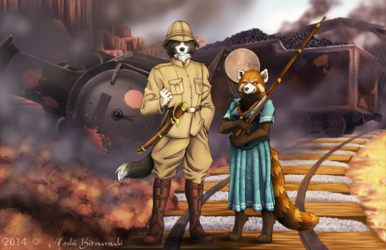 Commission: ~ The Road to Mandalay ~