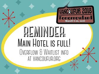 Main Hotel Full - Overflow/Waitlist Information