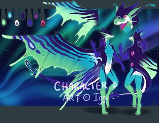 Auction: Aurora Dragon