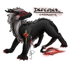 Gabranth the Defender