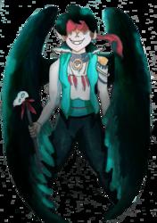 Featherbent Terezi