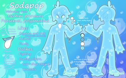Sodapop Reference Sheet