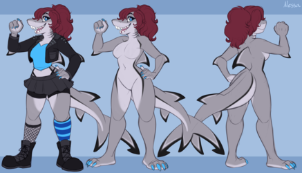 Spiko Character Design - Commission