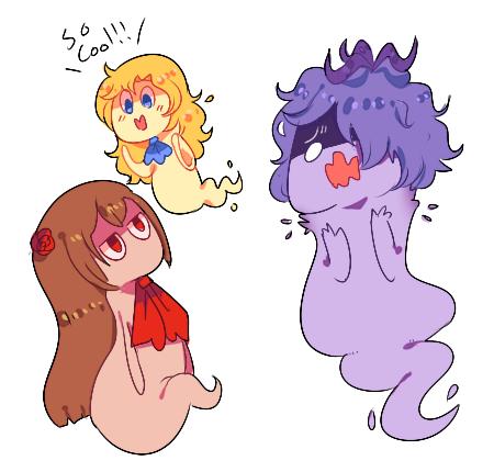 goasts