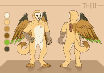 Commission - Theo Reference