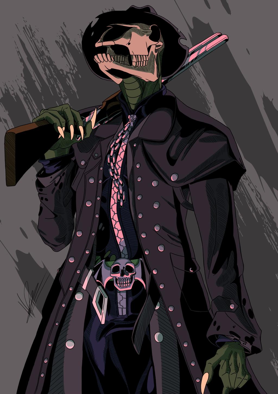 Undead Gunman