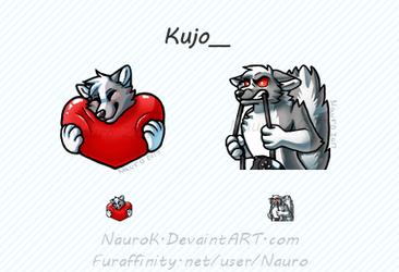 Kujo Emotes