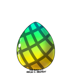 Radioactive Cat Egg (SOLD)