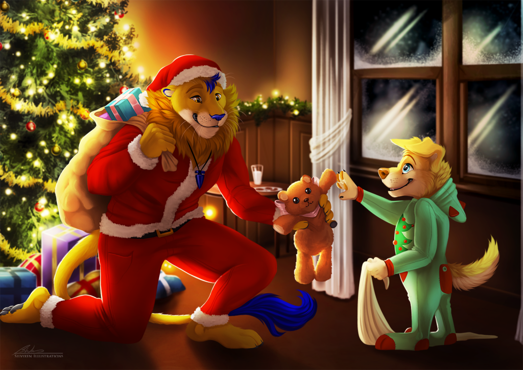 [COM] A Visit From Dexy Clause