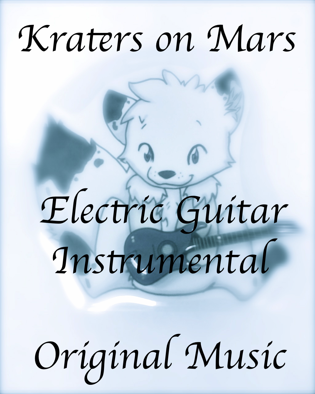 Kraters on Mars (Electric Guitar Instrumental)