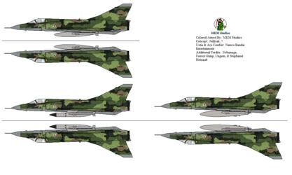 Ustian Mirage III