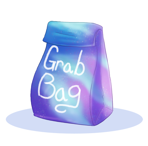 Most recent image: Grab Bag (Mystery Box)