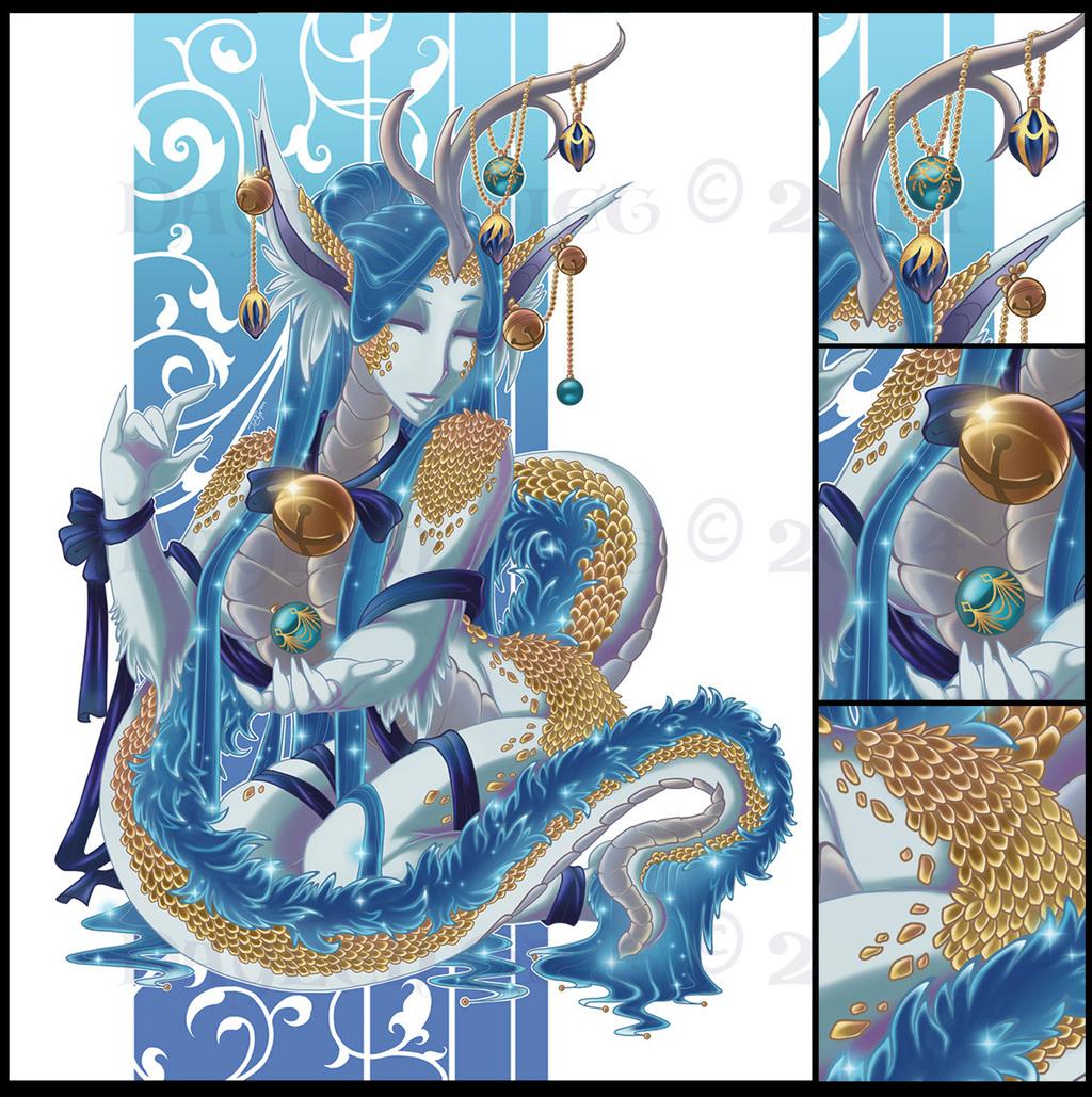 Ornamental Chi'lin