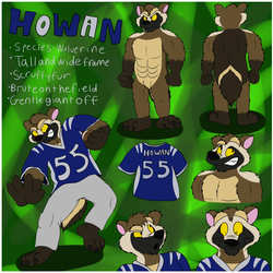 Howan Reference