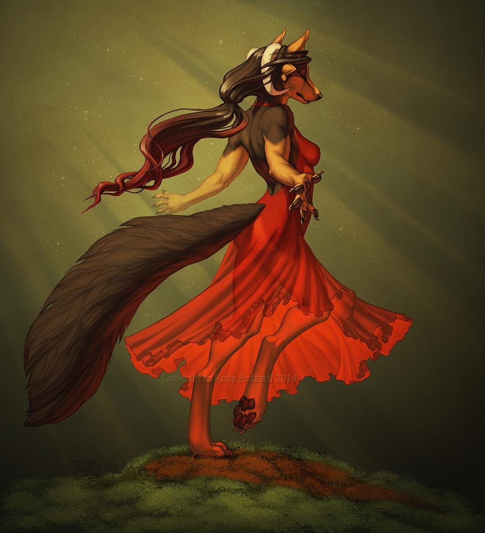Dance of the Orange Blossom