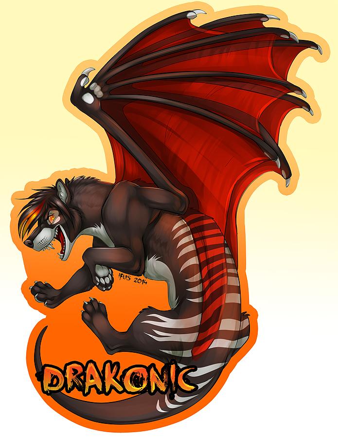 Badge- DrakonicKnight