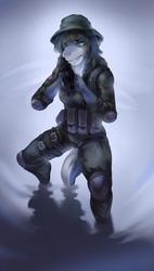 Navy Seals Shark Girl [C]