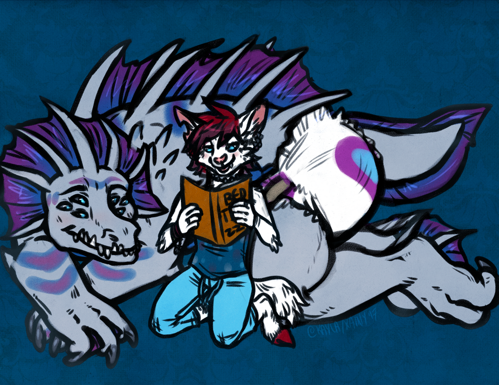 Read me a STORY - by xainy