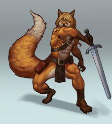 One Sword Fighting Practice