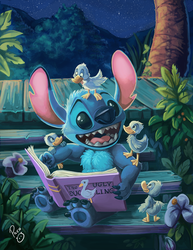 Stitch: The Ugly Duckling