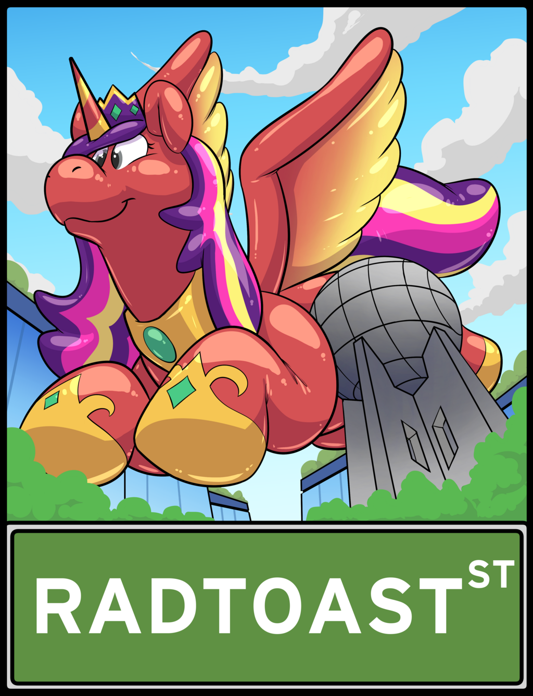 TFF Parade Balloon Hotcakes