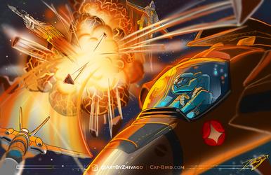 Macross Battle