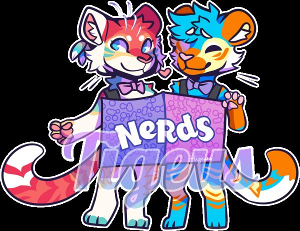 [C] nerds!