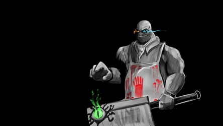 The Meat Man - WIP