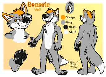 Character Reference for Generic