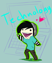Li'l Jay - technology