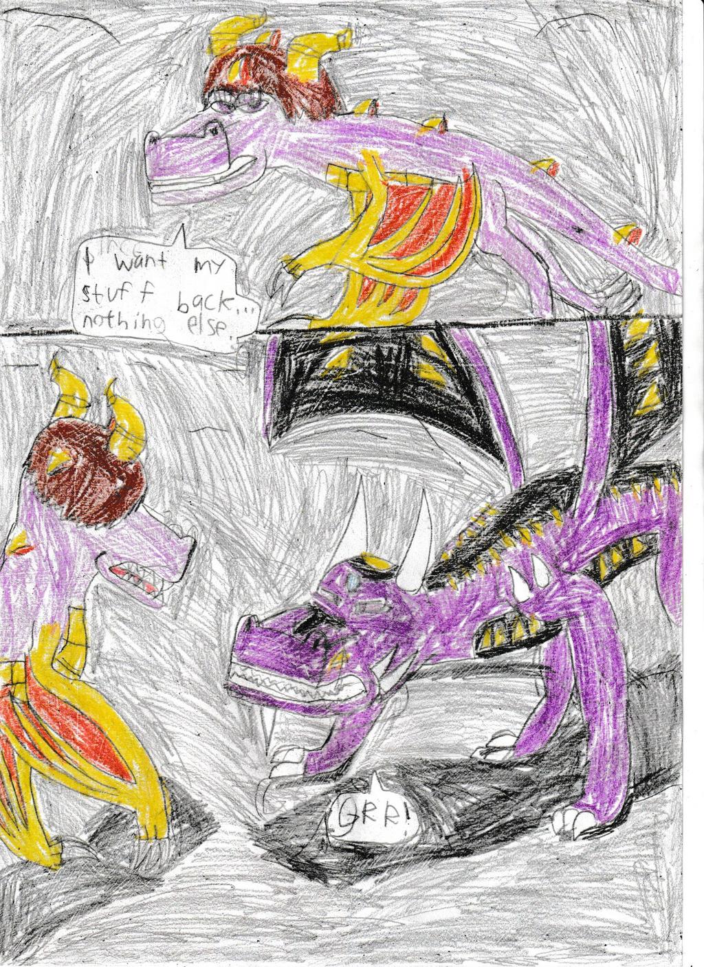 Legend of dragon: Outcast:Pg 95