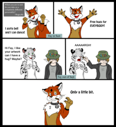 Ask a Fursuiter 5 (personality)