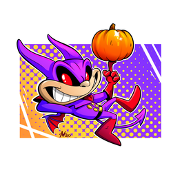 Chibi Jersey Devil