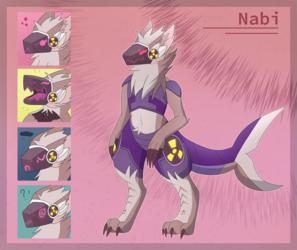 Nabi the Protogen