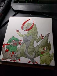 Pokemon Day 2017 colored